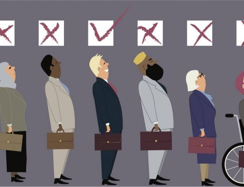 Truth in Pictures: What Google Images Tell us About Diversity at Work